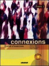 Connexions 3 Zeszyt ćwiczeń Cahier d`exercices + CD