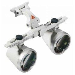 Lupa Okularowa Heine HR z Systemem i-View do Ramki S-Frame, Część Optyczna w Walizeczce - Różne Rodzaje