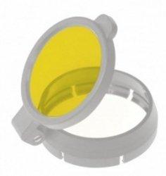 Żółty Filtr do Lampki Diodowej LED LoupeLight