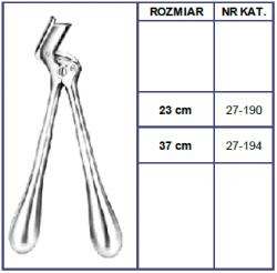 Nożyce do Gipsu Stille - Różne Rodzaje