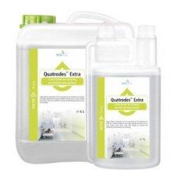 Quatrodes Extra Płyn do Dezynfekcji Powierzchni - Różne Pojemności 1l, 5l