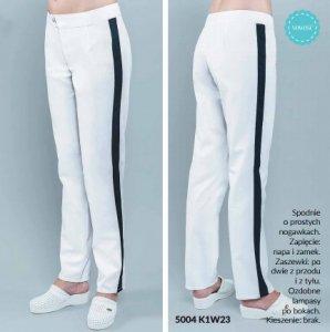 Spodnie Damskie 5004 - Różne Rodzaje