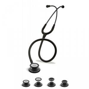 Stetoskop Internistyczno-Pediatryczny Spirit CK-SS601CPF BLACK EDITION