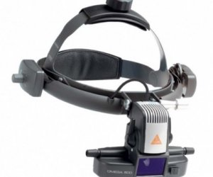 Oftalmoskop Pośredni Heine Omega 500 - Różne Rodzaje
