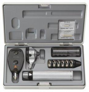 Zestaw Diagnostyczny Otoskop i Oftalmoskop Heine A-234 - Różne Rodzaje