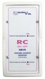 Zestaw RC do Zdalnego Sterowania do Lamp Bakteriobójczych NBVE Dwufunkcyjnych