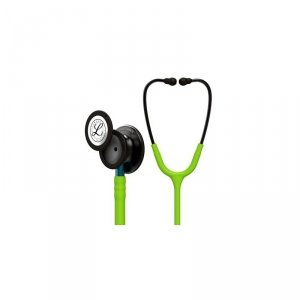 Littmann Classic III Limonkowy SMOKE FINISH