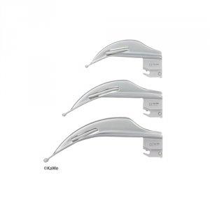 Łyżka Laryngoskopowa Światłowodowa KaWe TEPRO Macintosh F.O. - Różne Rodzaje