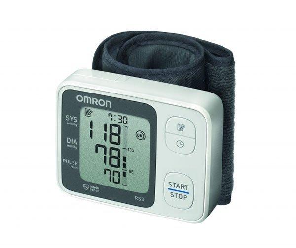 Ciśnieniomierz Nadgarstkowy Omron RS3