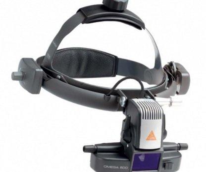 Oftalmoskop Pośredni Heine Omega 500 LED