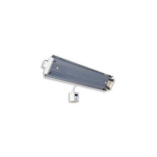 Lampa Bakteriobójcza NBV2x30NLW - Naścienno-Sufitowa (do 22m2) Licznik z Wyświetlaczem - Różne Rodzaje