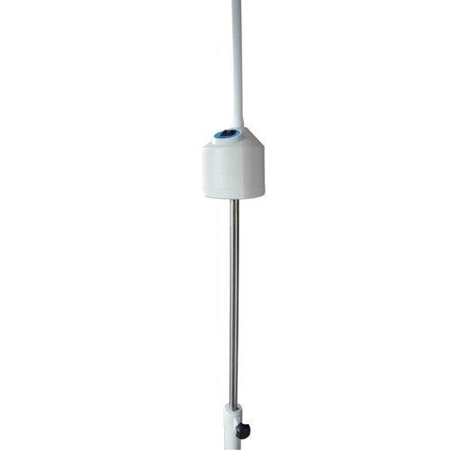 Lampa Badawczo-Zabiegowa FLH-2 LED Bezcieniowa, z Długą Gęsią Szyją, Przejezdna