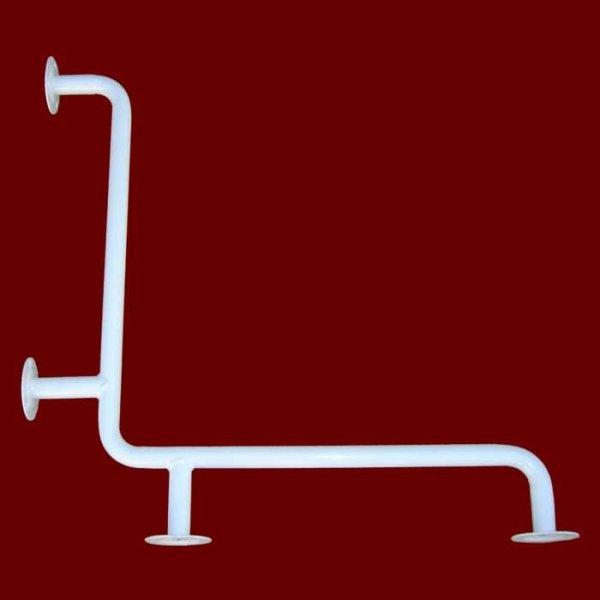 Uchwyty Prysznicowe fi 25mm - Różne Rodzaje