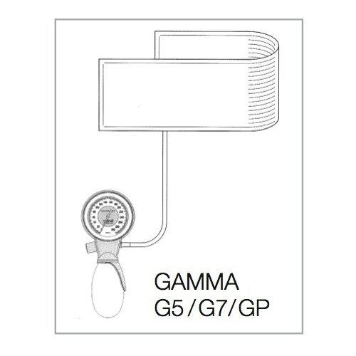 Mankiet do Ciśnieniomierzy G5, G7, GP HEINE - Dziecięcy, Obwód 13-20 cm
