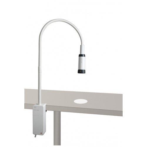 Lampa Badawcza Heine EL10 LED z Mocowaniem do Stolika/Szyny