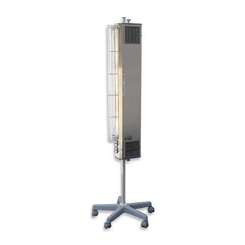 Lampa Bakteriobójcza Przepływowa Dwufunkcyjna NBVE110/55PL - Przejezdna (do 36m2) Licznik z Wyświetlaczem - Różne Rodzaje