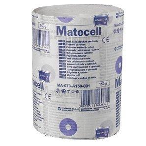 Lignina w Zwojach Matocell 150g - Wata Celulozowa