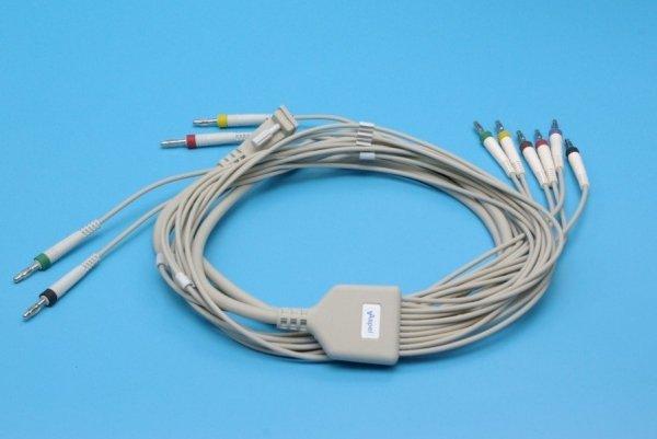 Kabel pacjenta KEKG 30R v 001- Przeznaczony do Aparatów EKG z Serii Ascard