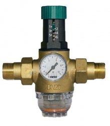 Reduktor ciśnienia wody 1'' Herz z Filtrem