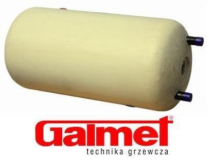 WYMIENNIK WODY BOJLER 140 L. 2 x wężownica GALMET