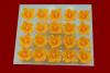 Lilijka herbaciana - kwiaty cukrowe - 20 szt.