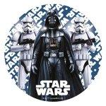 Modecor - opłatek na tort Gwiezdne Wojny Darth Vader