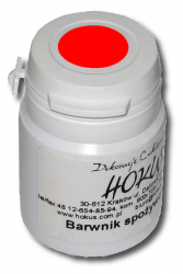 HOKUS - Barwnik spożywczy czerwony 8g