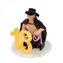 Hokus - ZORRO 18 Boy Dekoracja tortu