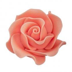Róża Max 6 szt. łososiowa