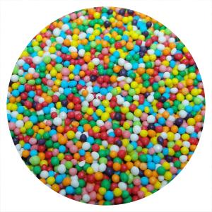 Posypka cukrowa MACZEK KOLOROWY na tort deser 10x50g