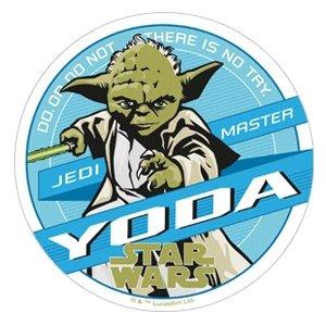 Modecor - opłatek na tort Gwiezdne Wojny Yoda