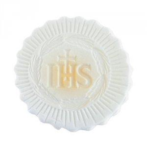 Hostia - dekoracja cukrowa na tort 10 szt.