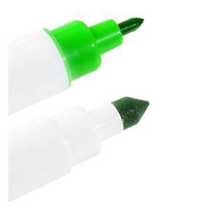 Pisak spożywczy dwustronny zielony
