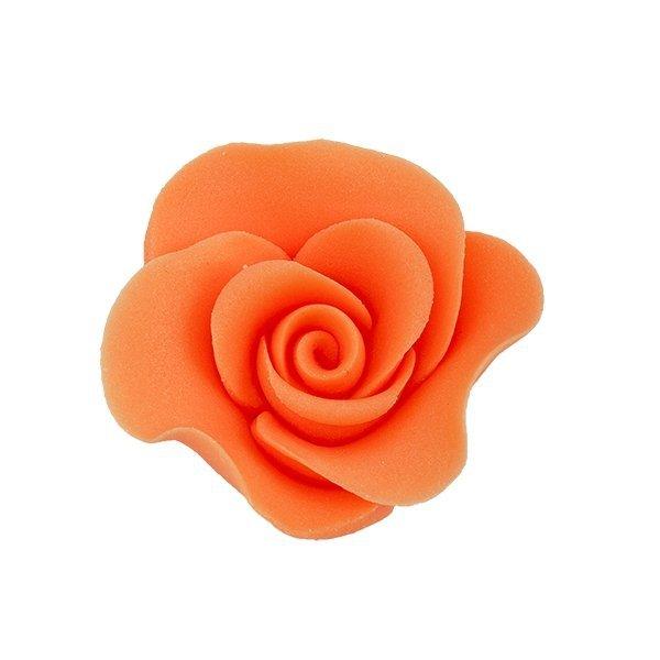 Róża Mini Max 20 szt. pomorańczowa