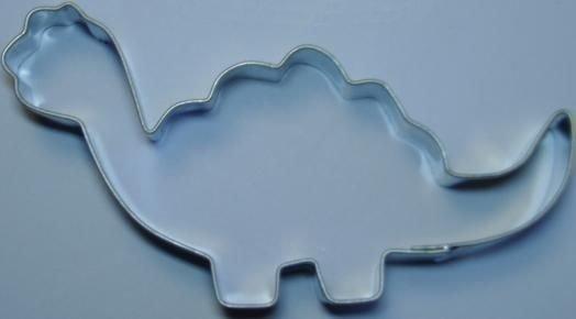 Wykrawaczka do ciastek DINUŚ 10,5 cm