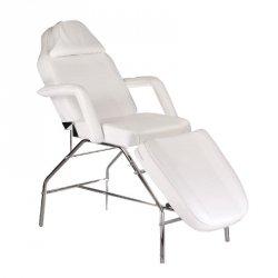 Fotel kosmetyczny BR-3351 Biały BS