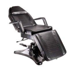 Fotel kosmetyczny hydrauliczny BD-8222 Czarny BS