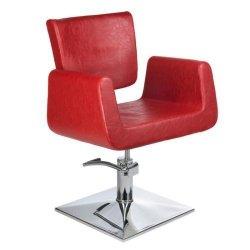 Fotel Fryzjerski Vito BH-8802 Czerwony BS