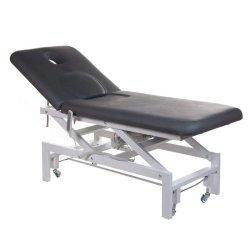 Elektryczny stół rehabilitacyjny BT-2114 Szary BS