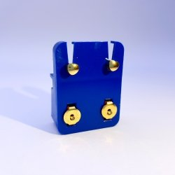 Kolczyki G3 - złoto