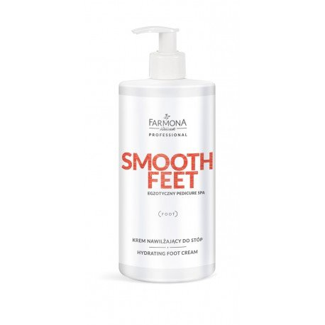 Farmona Smooth Feet - Krem Nawilżający Do Stóp 500 ml