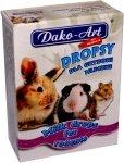 Dako-Art Dropsy mleczne 75g dla królików i gryzoni