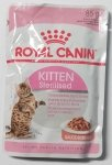 Royal Canin Kitten Sterilised w sosie 85g