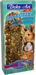 Dako-Art Smakoszka z lucerną 2szt. dla królików i gryzoni