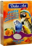 Dako-Art piasek dla ptaków pomarańczowy 1,5kg
