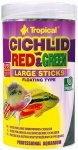 Tropical Red & Green Large Sticks 250ml/75g