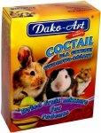 Dako-Art Coctail owocowo-różany 75g dla gryzoni