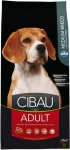 Cibau Adult Medium 12kg + 2Kg Gratis