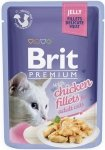 Brit Premium Cat Adult Filety z kurczaka w galaretce 85g