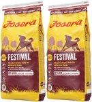 Josera (rabat 10%)Festival - Ryba i ryż z delikatnym sosem dla wybrednych psów 2x15kg (30kg)